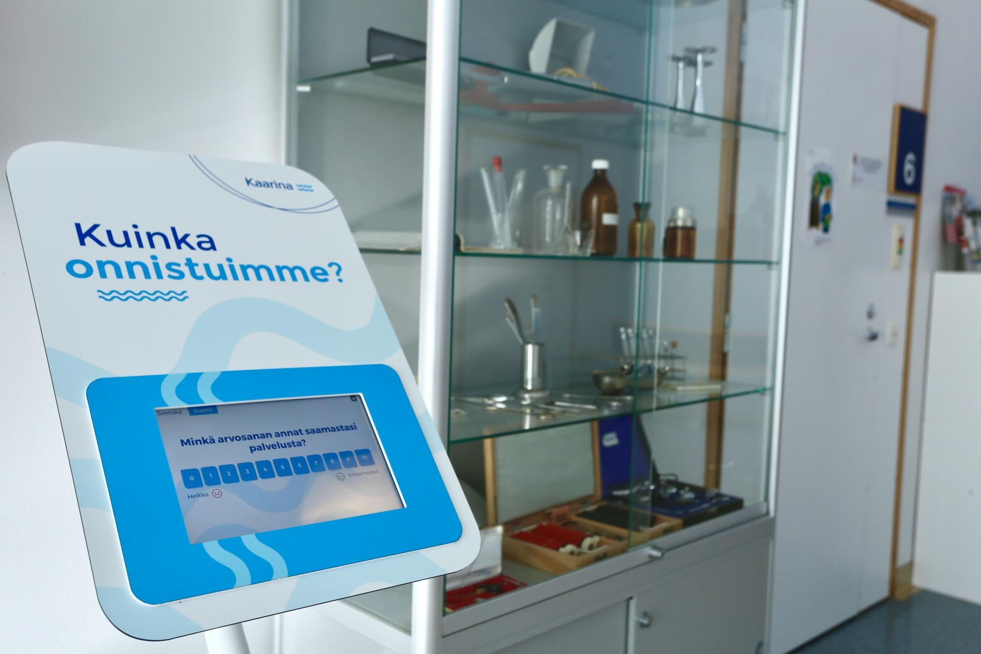 asiakaspalautelaite, palautelaite, asiakaskokemuksen mittaaminen, measuring customer experience, asiakaskokemus, customer experience