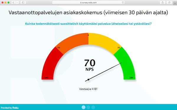 Tampereen kaupunki NPS