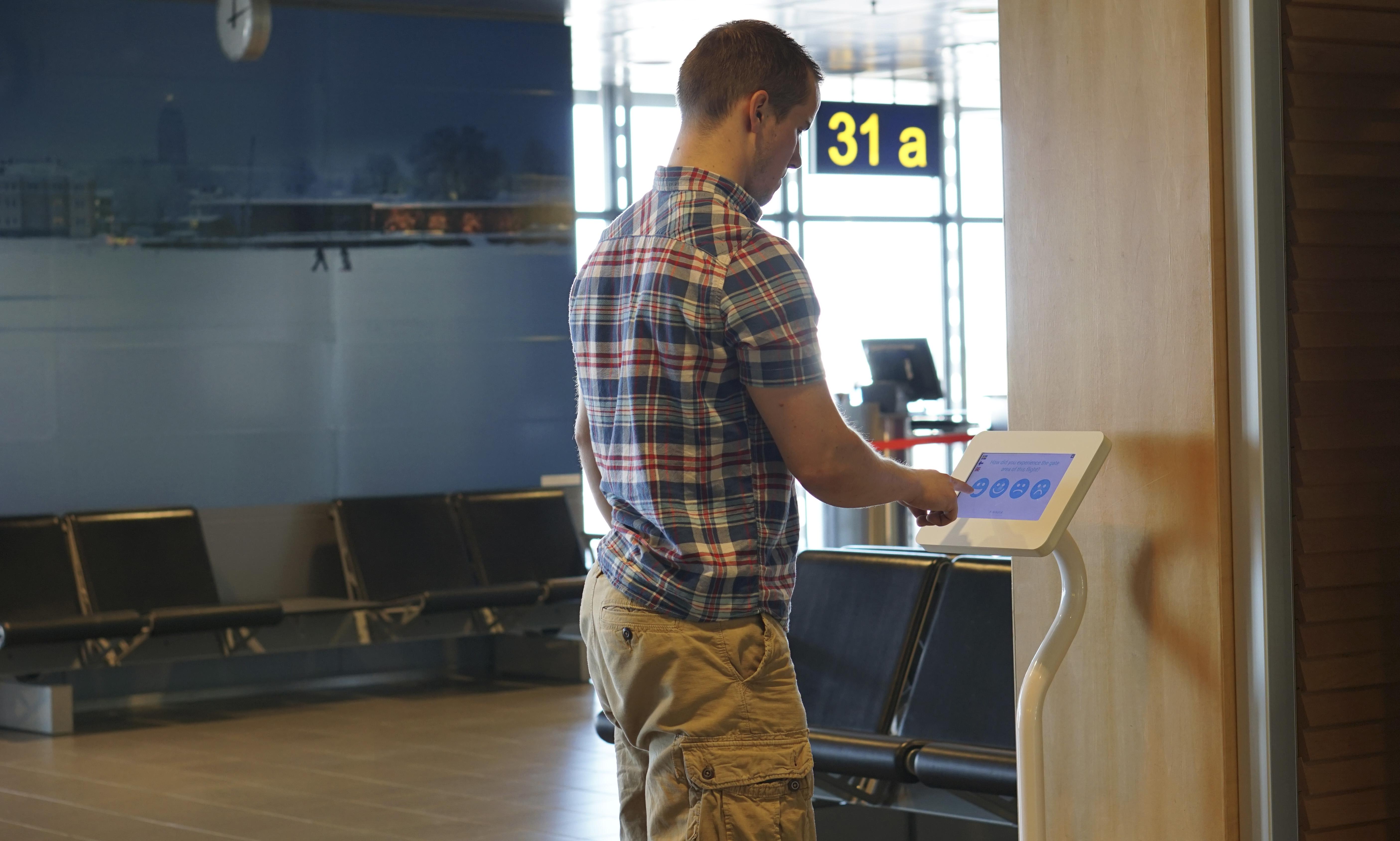 asiakastarinat, finavia, helsinki airport, asiakaskokemus, customer experience