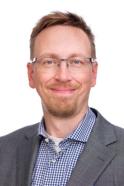 Juha Autio, CEO of Roidu